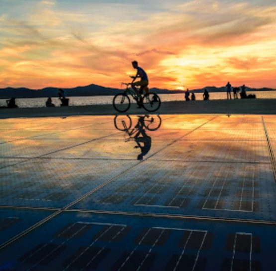 Biking on the Croatia - Dalmatian Coast tour