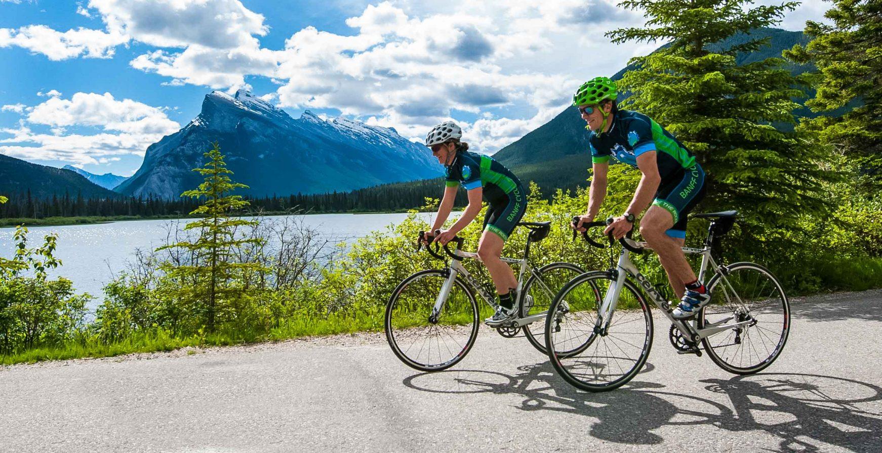Glacier-Banff-Jasper Bike Tour