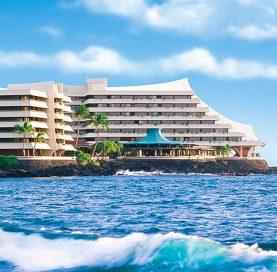 Hotel for Hawaii Big Island Bike Tour