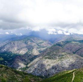 Mountains on the Mountain Bike Leavenworth – Advanced tour