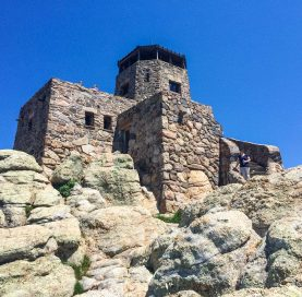 Harney Peak on Mt. Rushmore and Badlands tour