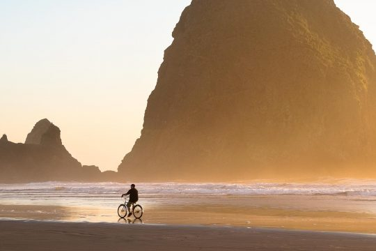 Oregon Coast to Crater Lake Bike Tour