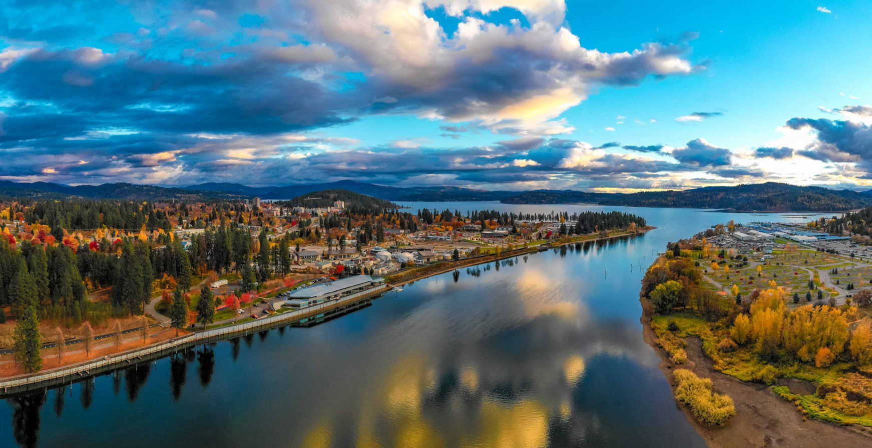 Trail of the Coeur d'Alenes