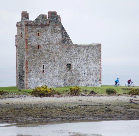 Lochranza on the Scotland's Isle of Arran tour