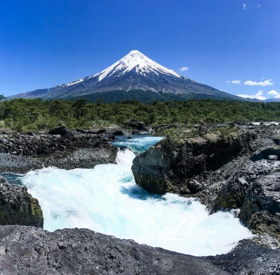 Scenery on the Chile Lakes & Volcanoes tour