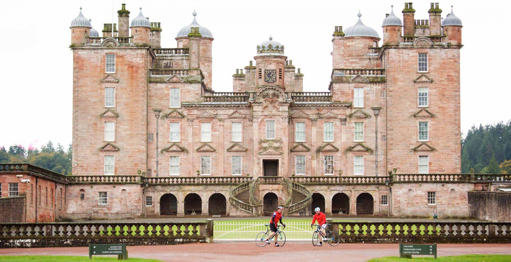 scotland isle arran drumlanrig castle
