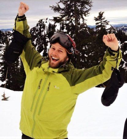jon urlie skiing